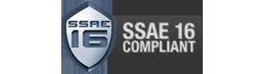 SSAE 16 Compliant logo